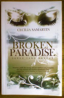 Broken Paradise - cover