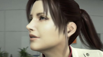 Claire Redfield - RE: Degeneration