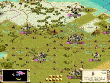 civ 3 - map